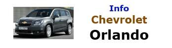 Chevrolet Orlando Bandung